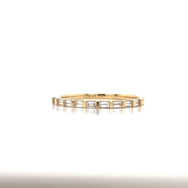 Baguette Diamond Band  Armentor Jewelers New Iberia, LA