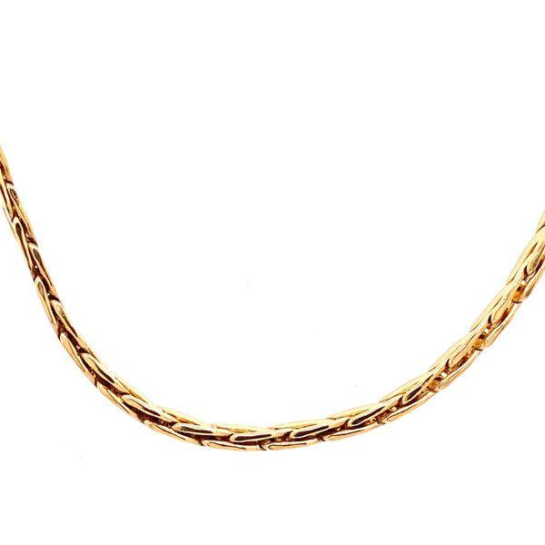 Foxtail Chain Arthur's Jewelry Bedford, VA