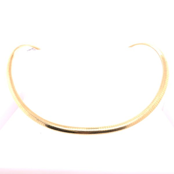 20-Inch Omega Collar Necklace Arthur's Jewelry Bedford, VA