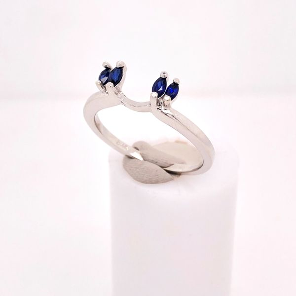 Sapphire Wrap Ring Arthur's Jewelry Bedford, VA