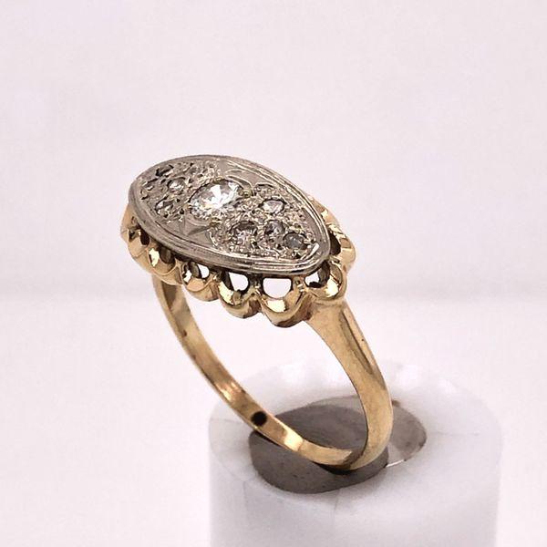 Princess Diamond Ring Arthur's Jewelry Bedford, VA