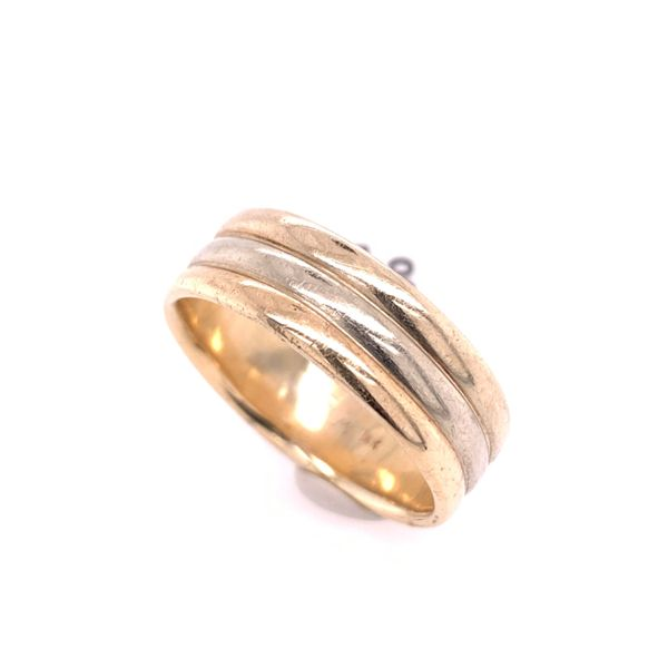 Three Band Ring Arthur's Jewelry Bedford, VA
