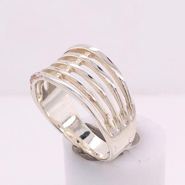 Sterling Silver Bar Ring Arthur's Jewelry Bedford, VA