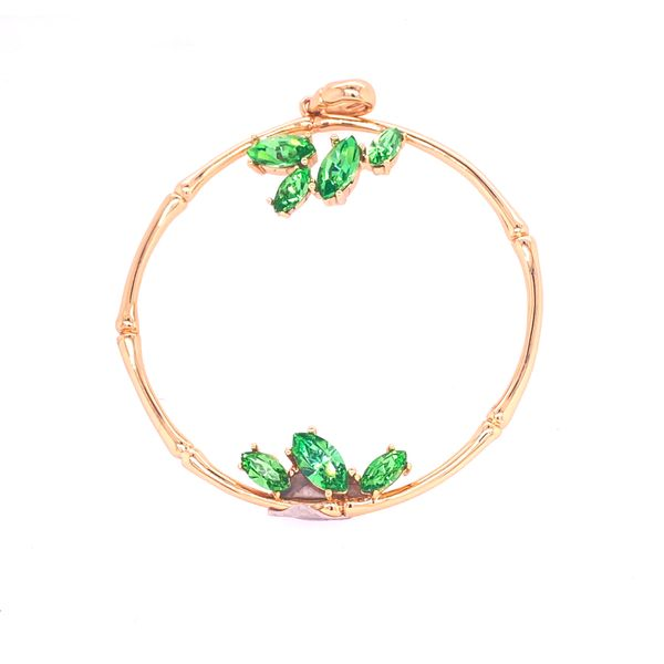 Emerald Earring and Pendant Set Image 2 Arthur's Jewelry Bedford, VA