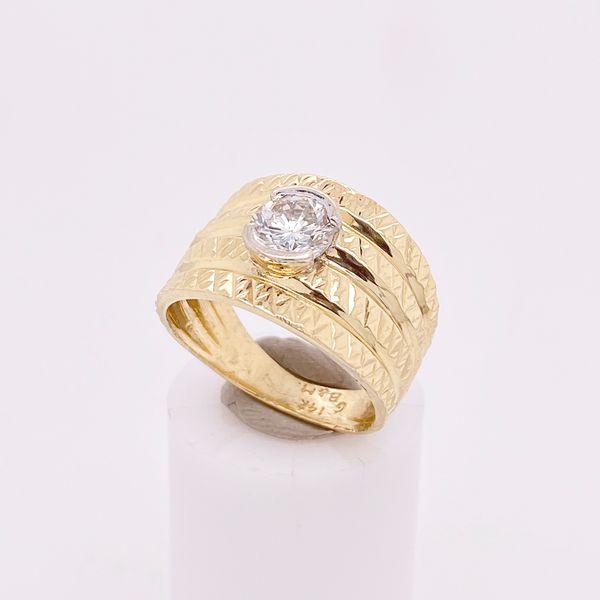 Wide Band Diamond Ring Arthur's Jewelry Bedford, VA