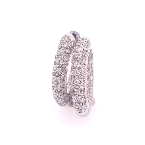 Diamond Earrings Arthur's Jewelry Bedford, VA
