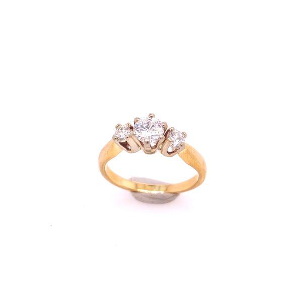 Diamond Engagement Ring Arthur's Jewelry Bedford, VA