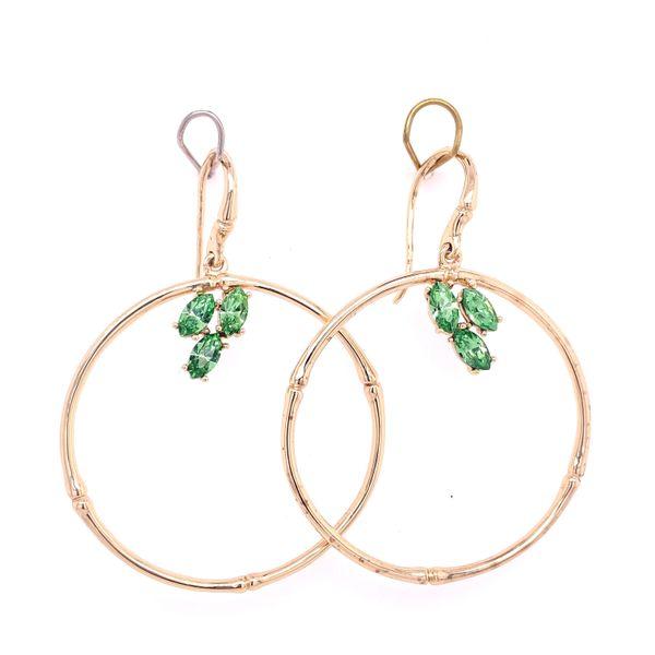 Emerald Earring and Pendant Set Arthur's Jewelry Bedford, VA
