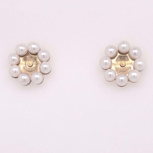 Pearl Earring Jackets Arthur's Jewelry Bedford, VA