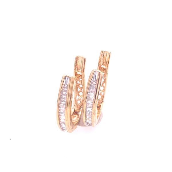 Diamond Clip Earrings Arthur's Jewelry Bedford, VA