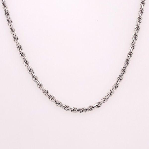 Gold Rope Chain Arthur's Jewelry Bedford, VA