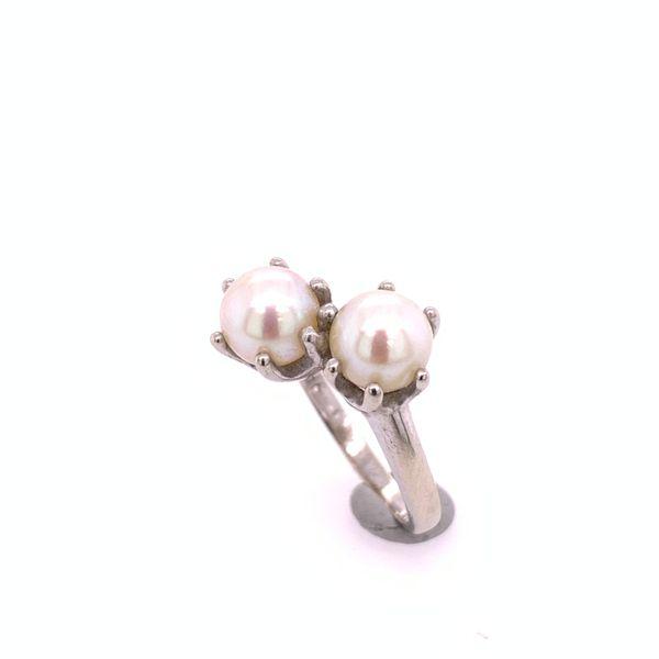 Cultured Pearl Ring Arthur's Jewelry Bedford, VA