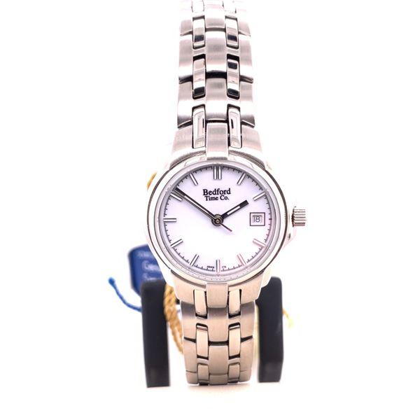 Bedford Time Company Ladies Watch Arthur's Jewelry Bedford, VA
