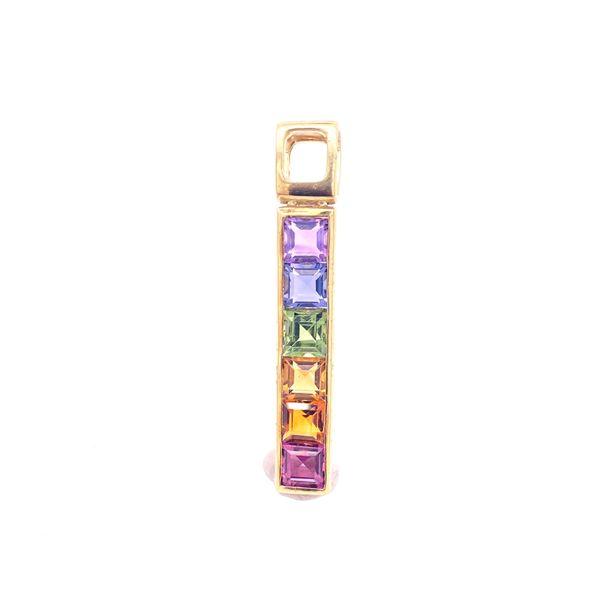 Colored Stone Pendant Arthur's Jewelry Bedford, VA