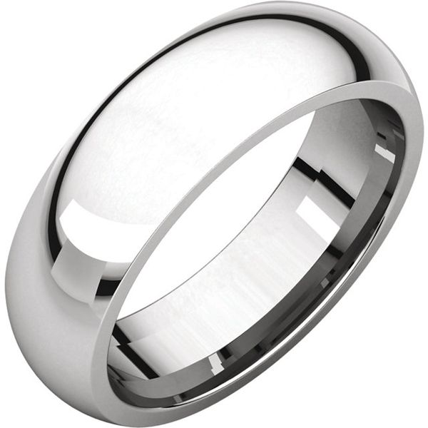 6mm Comfort Fit Band Becky Beauchine Kulka Diamonds and Fine Jewelry Okemos, MI