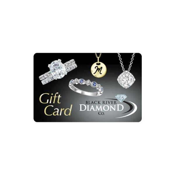 Black River Gift Card. The perfect gift if you don't know what to get!