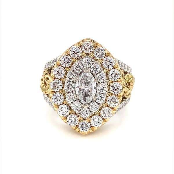 Diamond Ring Blue Water Jewelers Saint Augustine, FL