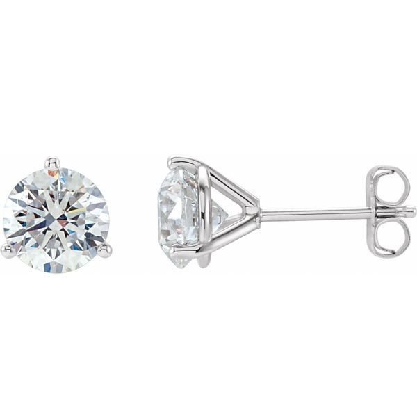Diamond Stud Earrings Carter's Jewelry, Inc. Petal, MS