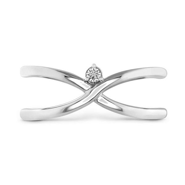 Hayley Paige Hearts On Fire Love Code- Love Wrap Band Skaneateles Jewelry Skaneateles, NY