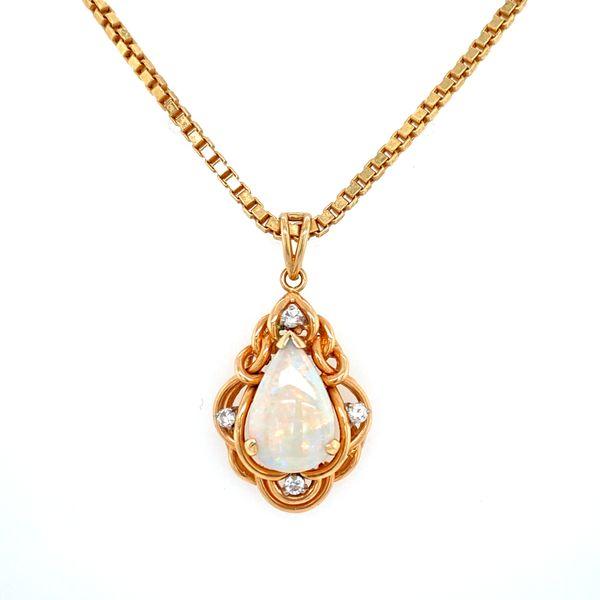 Opal Necklace Confer's Jewelers Bellefonte, PA