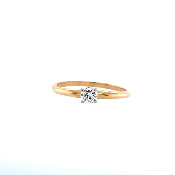 Solitaire Engagement Ring Confer's Jewelers Bellefonte, PA