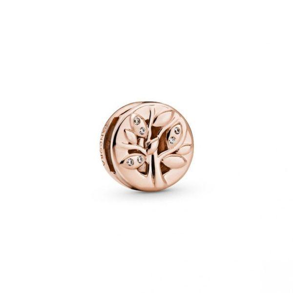 PANDORA Reflexions™ Sparkling Family Tree Clip - PANDORA Rose Confer's Jewelers Bellefonte, PA