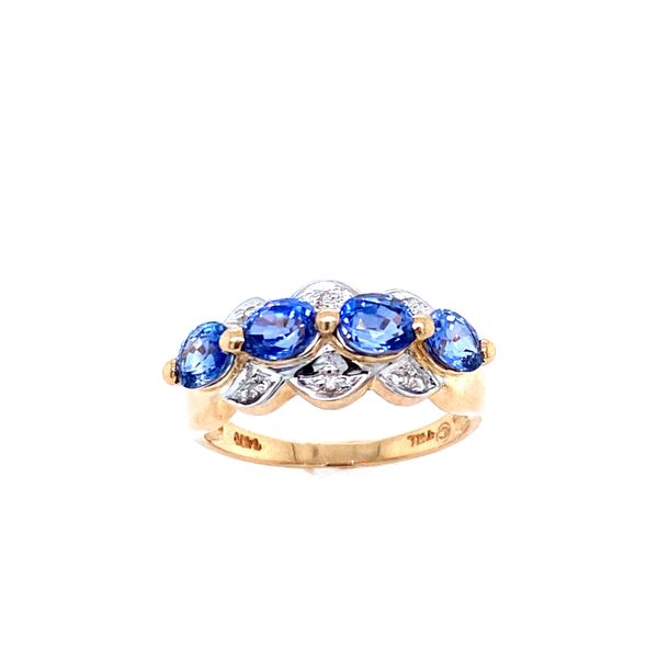 Tanzanite Ring Confer's Jewelers Bellefonte, PA