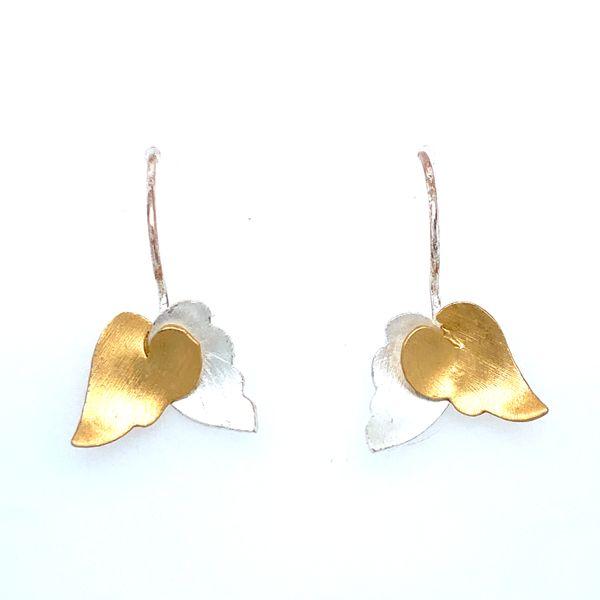 Sterling Silver Handcrafted Earrings Confer's Jewelers Bellefonte, PA