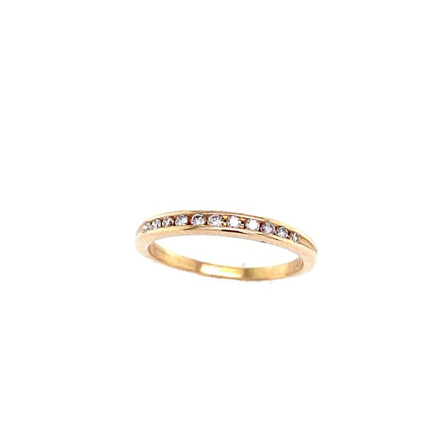 Channel Wedding Band Confer's Jewelers Bellefonte, PA