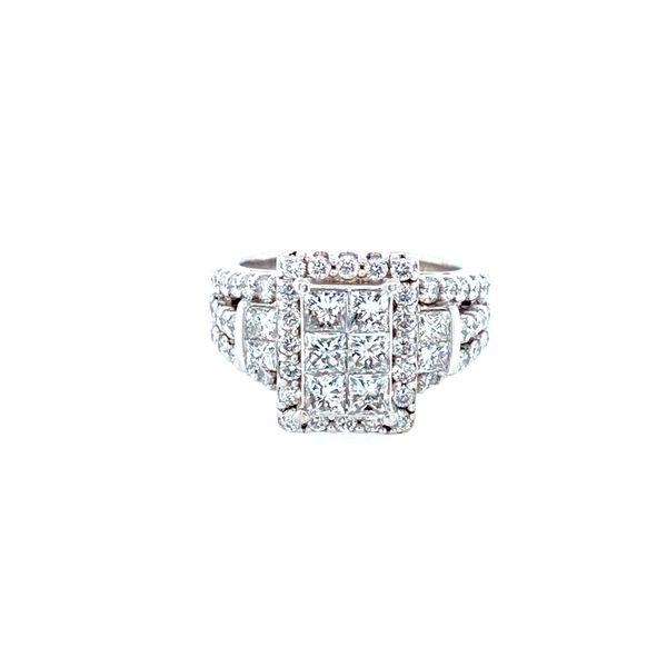 Estate Cluster Ring Confer's Jewelers Bellefonte, PA