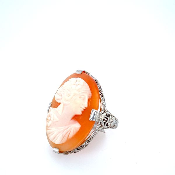 Cameo Style Ring Confer's Jewelers Bellefonte, PA