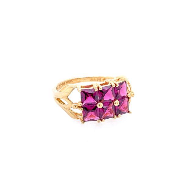 Estate Grape Garnet ring Confer's Jewelers Bellefonte, PA