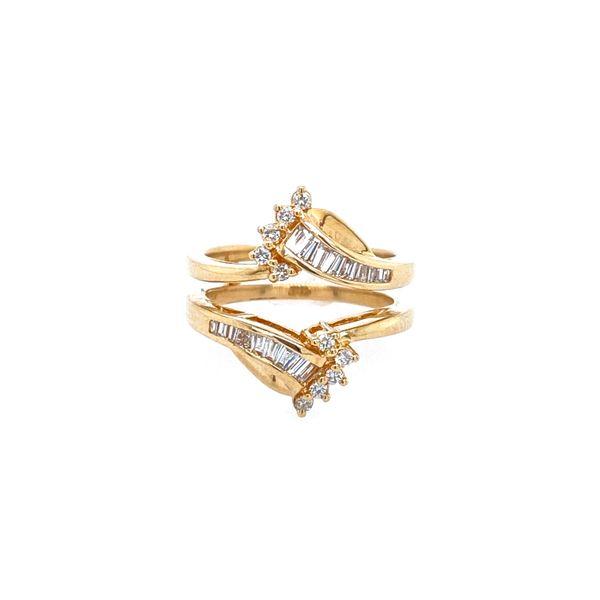 Diamond Insert Ring Confer's Jewelers Bellefonte, PA