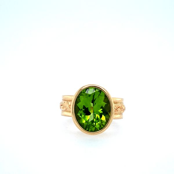 Peridot Ring Confer's Jewelers Bellefonte, PA
