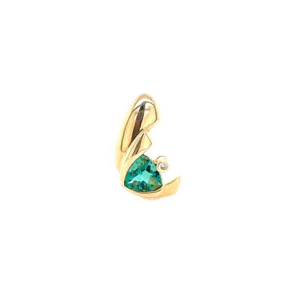 Omega Slide Pendant Confer's Jewelers Bellefonte, PA