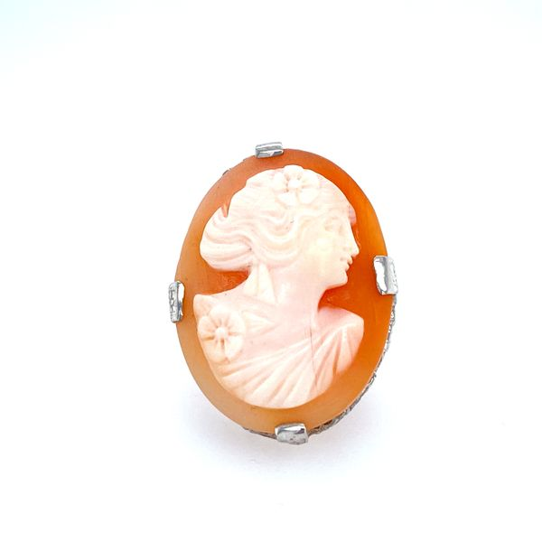 Cameo Style Ring Image 2 Confer's Jewelers Bellefonte, PA