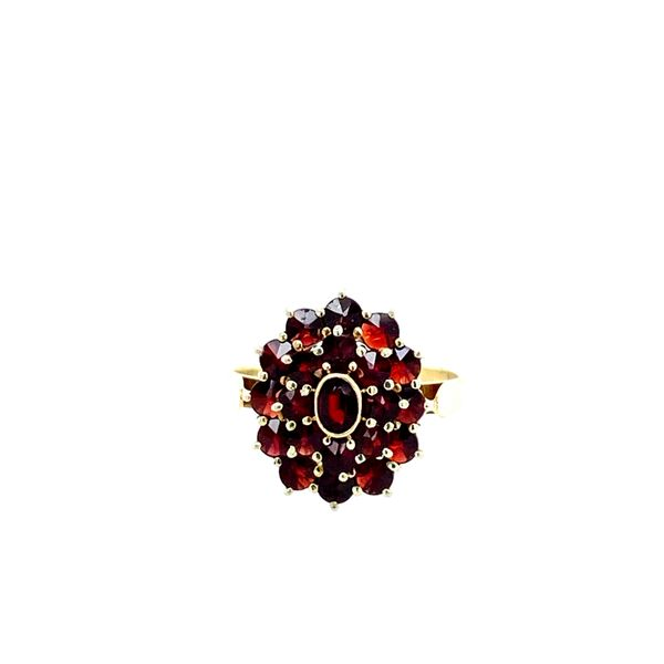 Garnet Fashion Ring Confer's Jewelers Bellefonte, PA