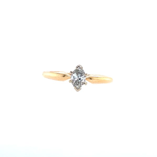 Marquise Diamond Engagement Ring Confer's Jewelers Bellefonte, PA