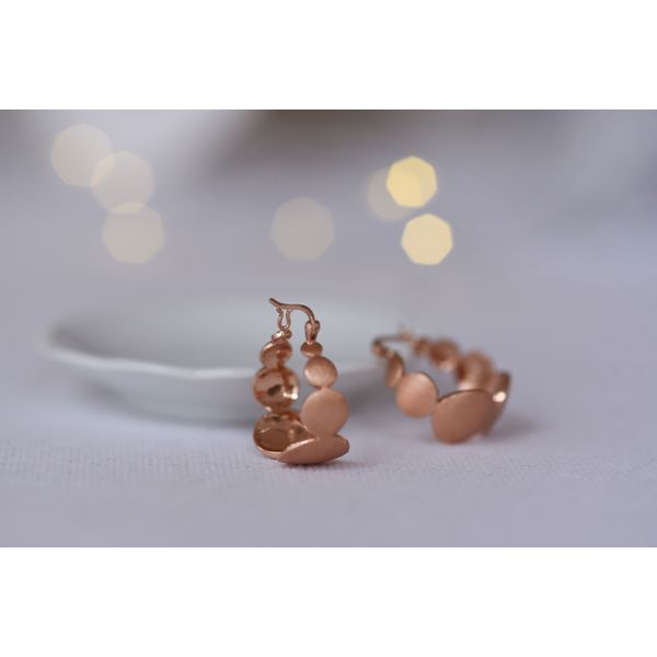 Sterling Silver Hoop Earrings Confer's Jewelers Bellefonte, PA