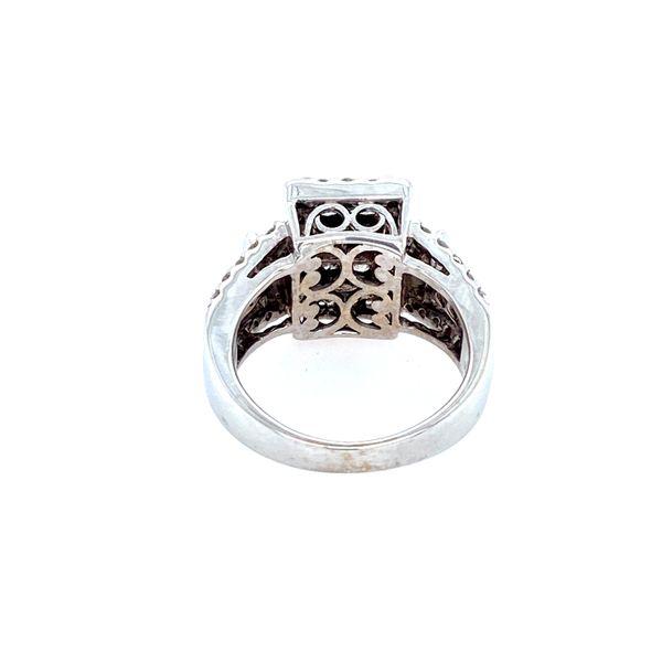Estate Cluster Ring Image 3 Confer's Jewelers Bellefonte, PA