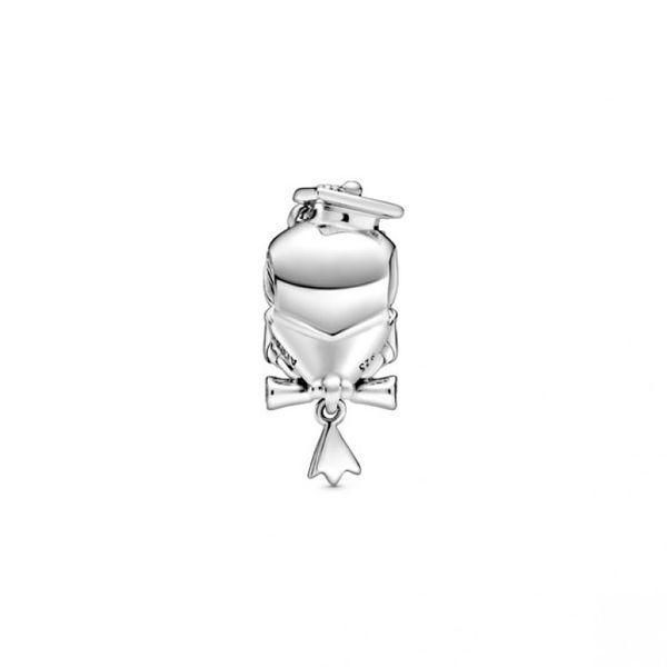 Wise Owl Graduation Charm Confer's Jewelers Bellefonte, PA