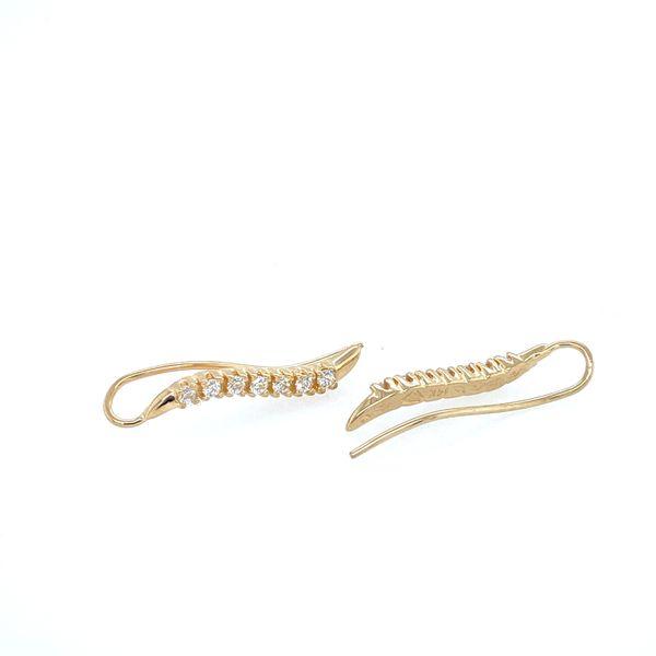 Ear Climber Ear Pin Earrings Confer's Jewelers Bellefonte, PA