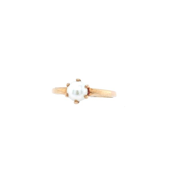 Estate Pearl ring Confer's Jewelers Bellefonte, PA