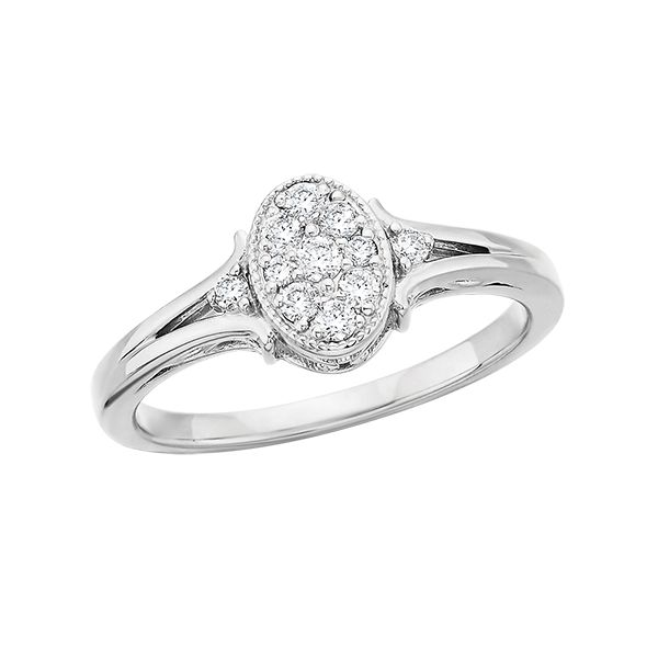 1/5 Carat Diamond Ring Confer's Jewelers Bellefonte, PA