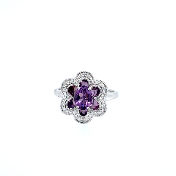 Sterling Silver Amethyst Ring Confer's Jewelers Bellefonte, PA
