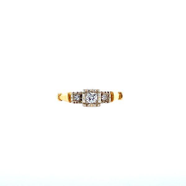 1950s Vintage Engagement Ring Confer's Jewelers Bellefonte, PA