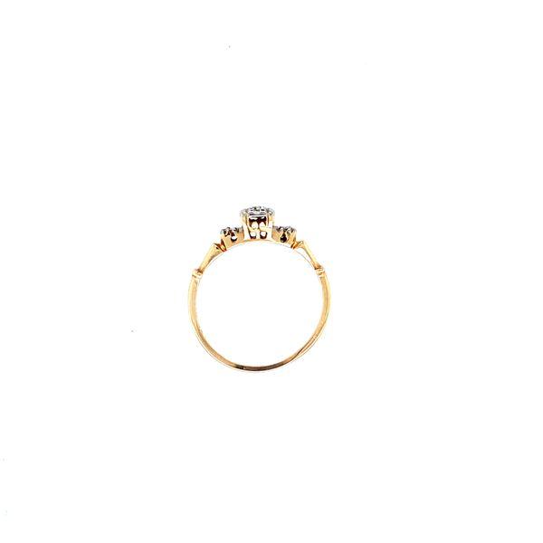 1950s Vintage Engagement Ring Image 2 Confer's Jewelers Bellefonte, PA