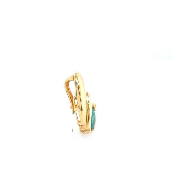 Omega Slide Pendant Image 2 Confer's Jewelers Bellefonte, PA