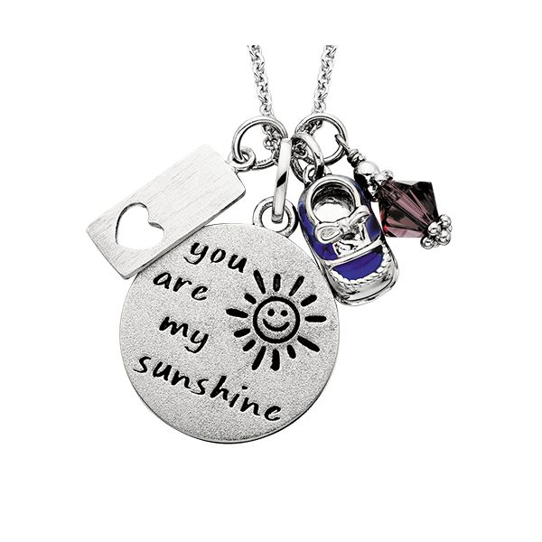 You Are My Sunshine Pendant Confer's Jewelers Bellefonte, PA