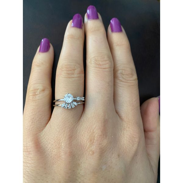 Sterling Silver Ring Set Confer's Jewelers Bellefonte, PA